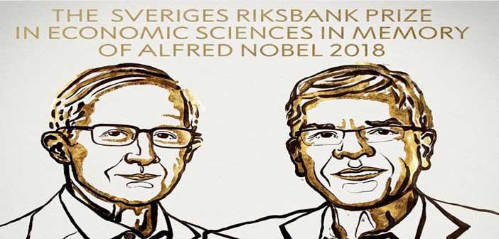 অর্থনীতিতে নোবেল পেলেন দুই মার্কিন অর্থনীতিবিদ