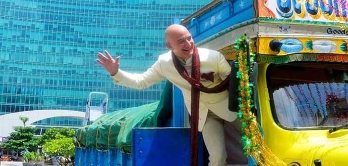 ভারতে ৮ হাজার কোটি টাকা বিনিয়োগ করবে অ্যামাজন
