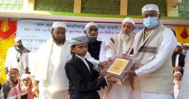 মাত্র ৮৬ দিনে কোরআনে হাফেজ সিরাজগঞ্জের ১২ বছরের শিশু