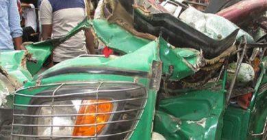 বাস-সিএনজি সংঘর্ষে ময়মনসিংহে শিশুসহ ৭ জন নিহত