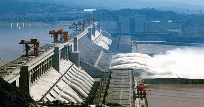বিশ্বের বৃহত্তম বাঁধ নির্মাণ করছে চীন